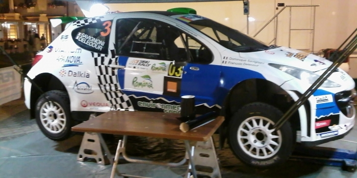 Raliul Sibiului – Colantari auto profesionale
